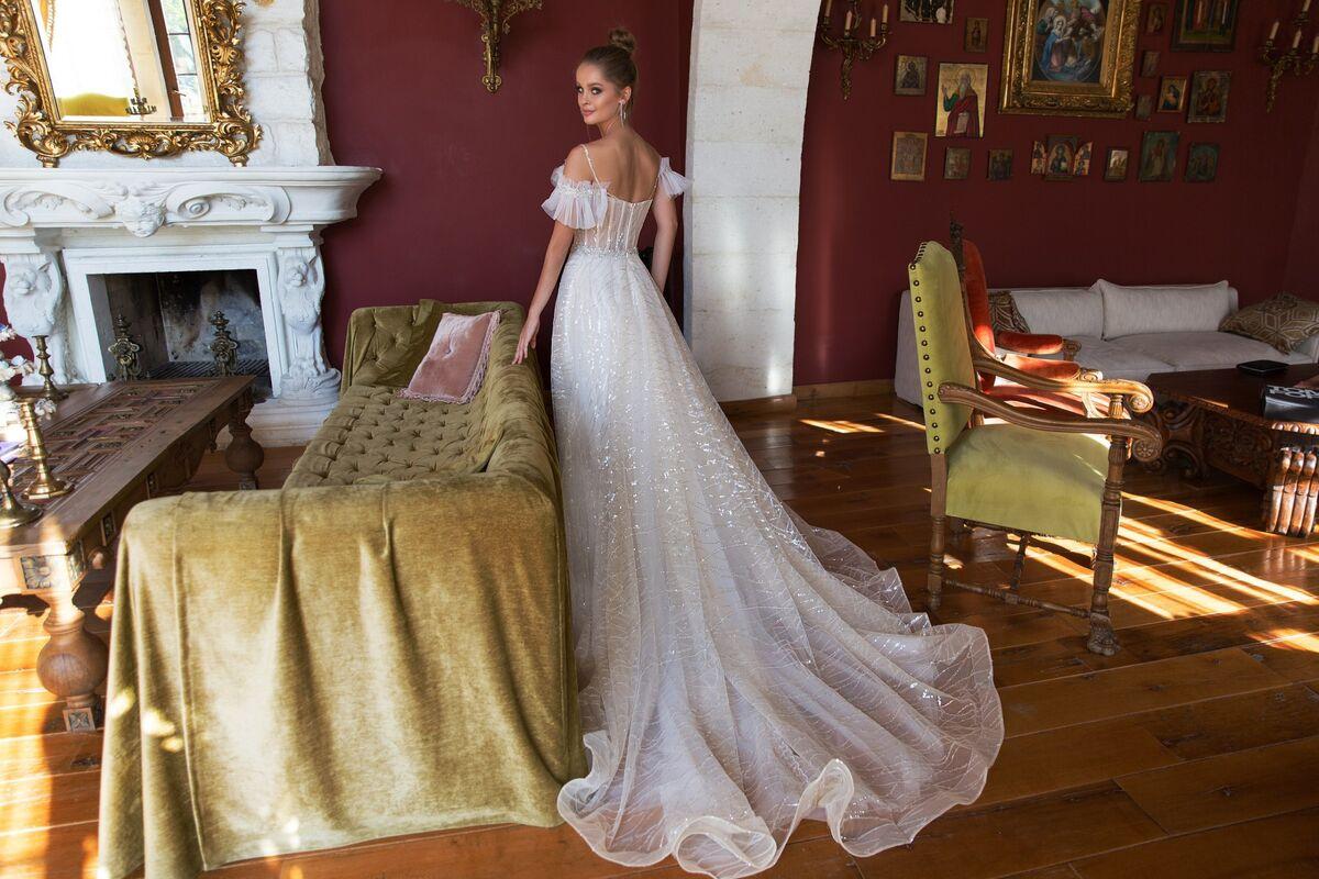 Свадебный салон Eva Lendel Свадебное платье Teona - фото 3