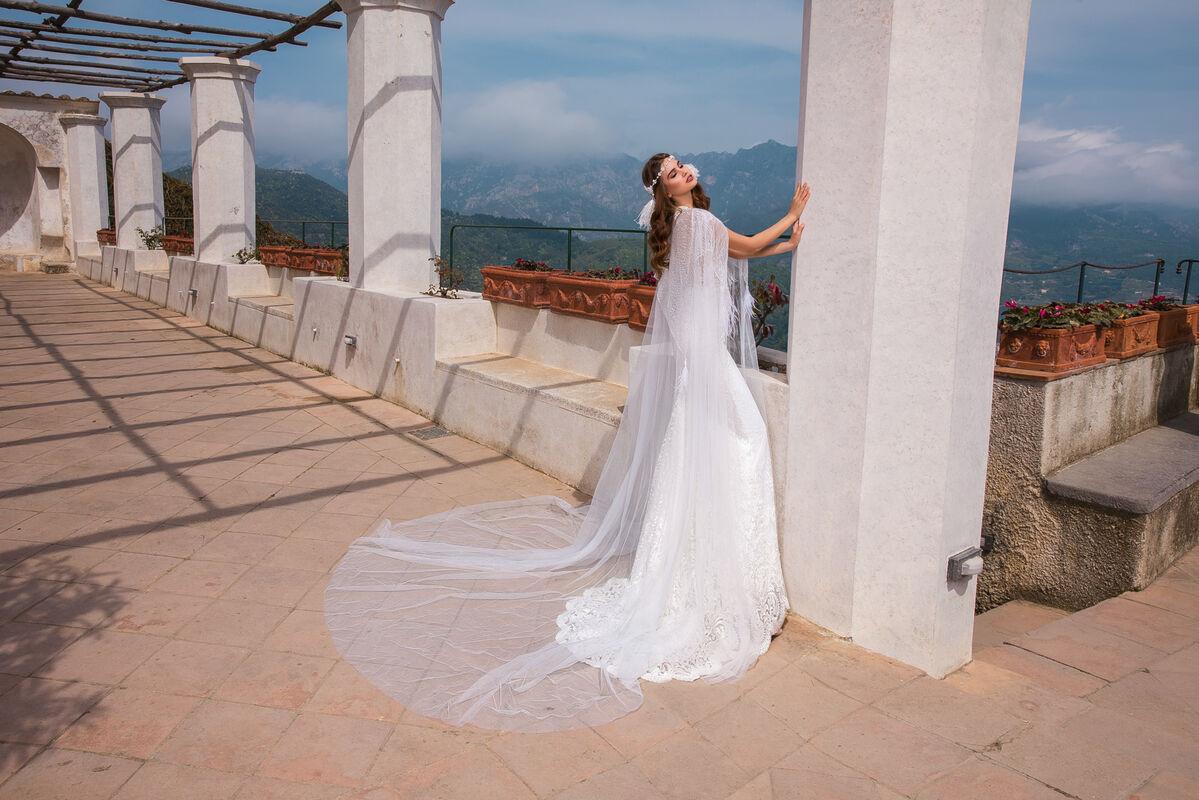 Свадебный салон Bonjour Galerie Платье свадебное ENKARNE из коллекции NEW COLLECTION - фото 1