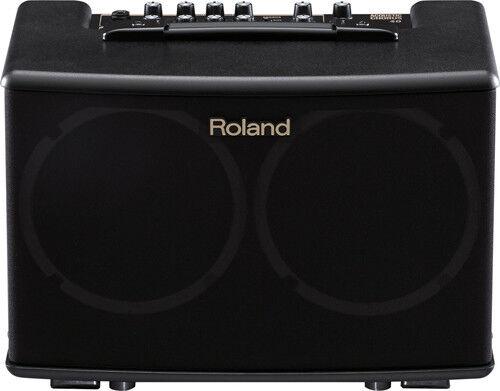 Музыкальный инструмент Roland Комбоусилитель для акустической гитары AC-40 - фото 1