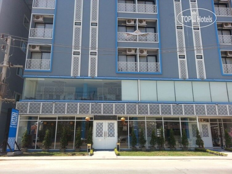 Туристическое агентство United Travel Таиланд, Пхукет о.,  Патонг Бич Sino Maison Hotel - фото 1