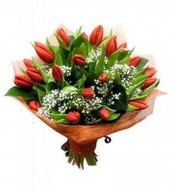 Магазин цветов Ветка сакуры Букет цветов №10 - фото 1