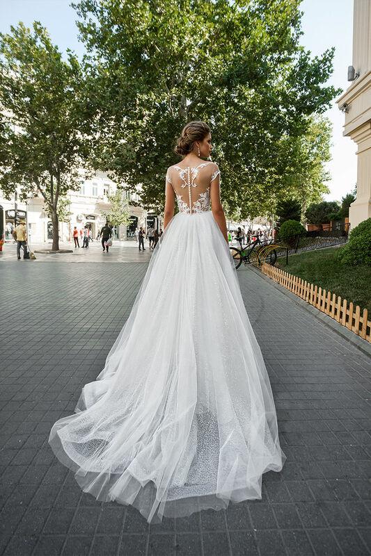 Свадебный салон Aivi Свадебное платье Victoria (My Angel) - фото 3