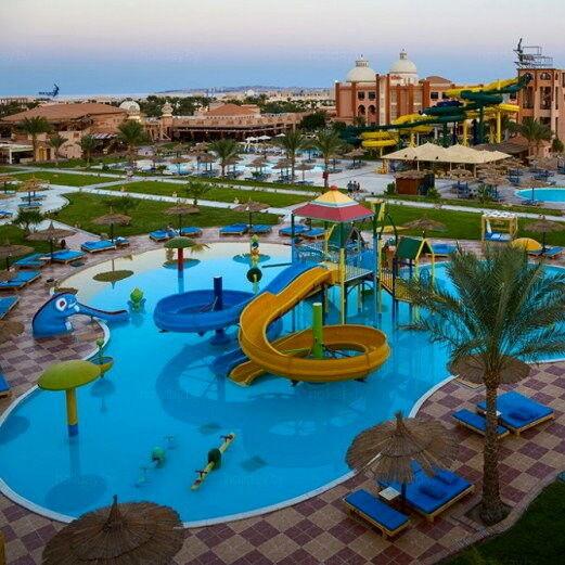 Туристическое агентство EcoTravel Пляжный авиатур в Египет, Хургада, Albatros Aqua Vista Resort & Spa 4* - фото 1