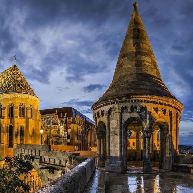 Туристическое агентство ТиШ-Тур Экскурсионный автобусный тур «Европейское трио: Будапешт - Вена - Прага!» - фото 1