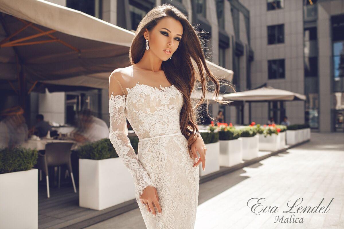 Свадебный салон Eva Lendel Платье свадебное Malica - фото 2