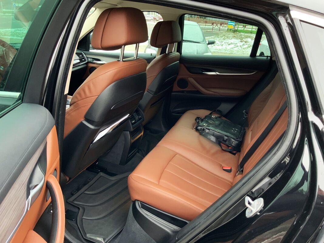 Прокат авто BMW X6 2016 г.в. - фото 11