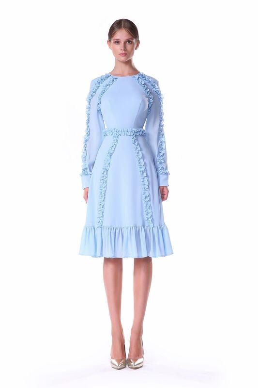 Платье женское Isabel Garcia Коктейльное платье BK1300 - фото 1