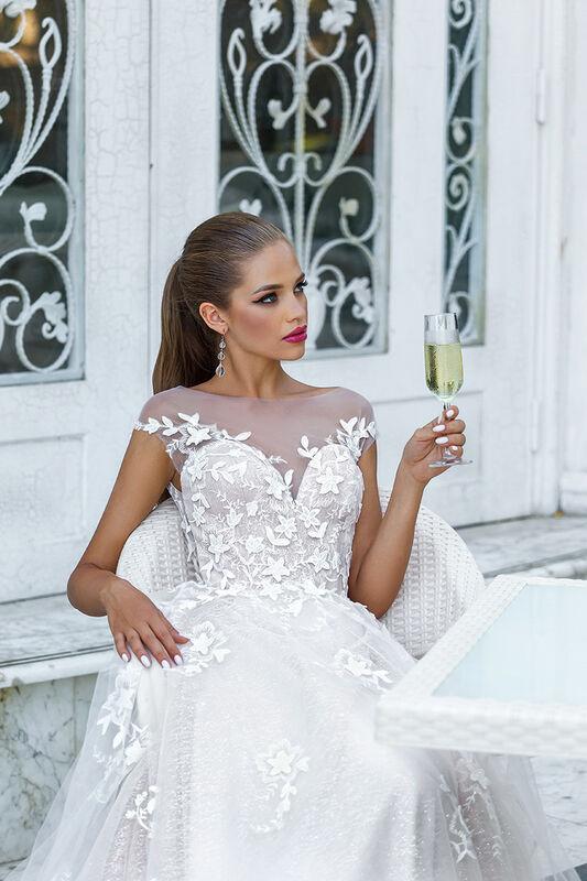Свадебный салон Aivi Свадебное платье Selita (My Angel) - фото 2