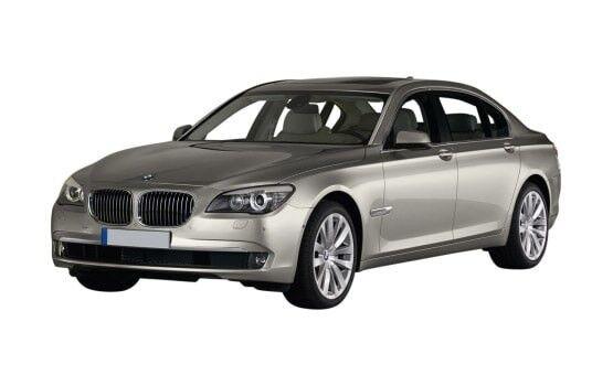 Прокат авто BMW 7 2009 г.в. - фото 2