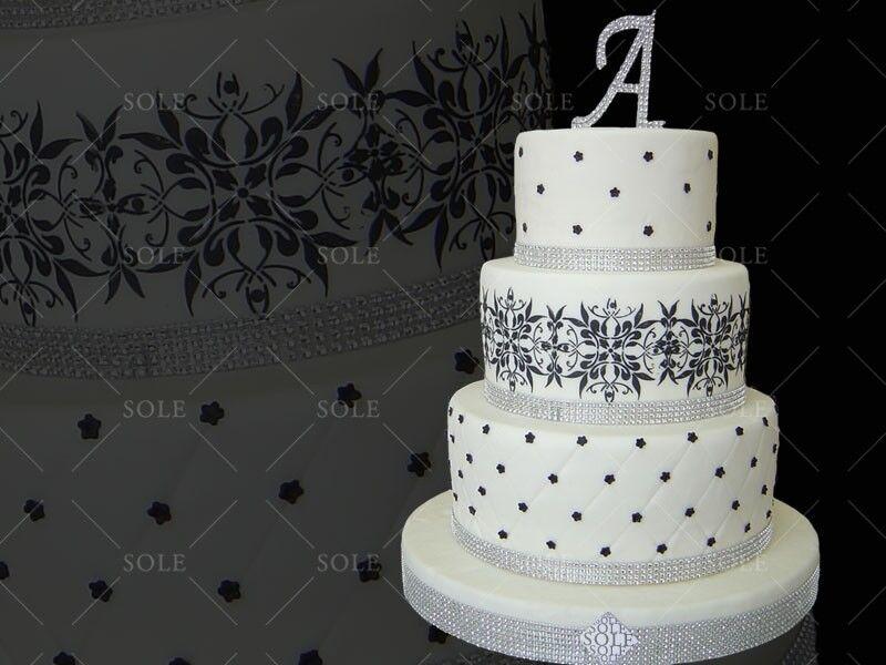 Торт Sole Праздничный торт №8 - фото 1