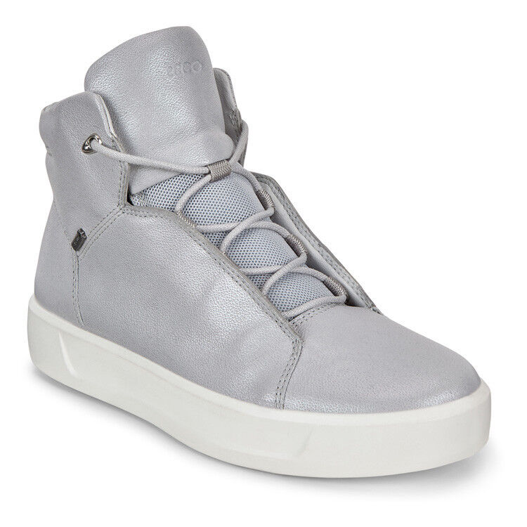 Обувь детская ECCO Кеды высокие S8 781103/01379 - фото 1