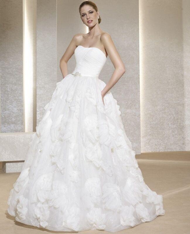Свадебное платье напрокат Novia D'Art Свадебное платье Alma - фото 1