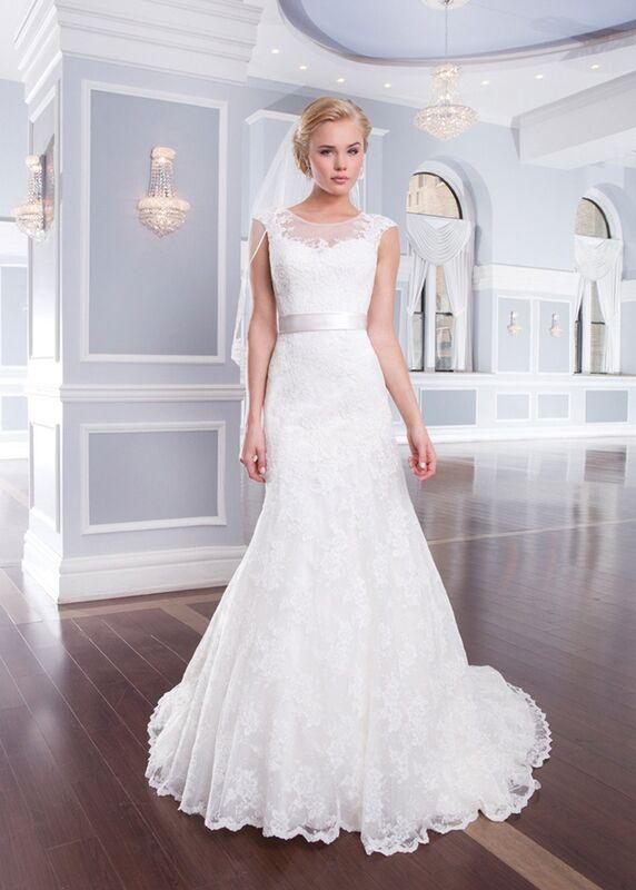 Свадебный салон Lillian West Свадебное платье «Astin-2» - фото 1
