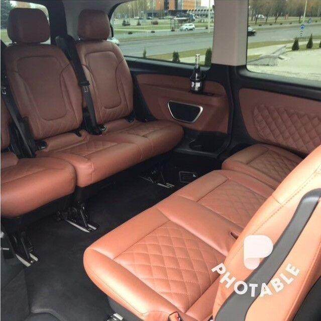 Прокат авто Mercedes-Benz Vito 7 мест - фото 3