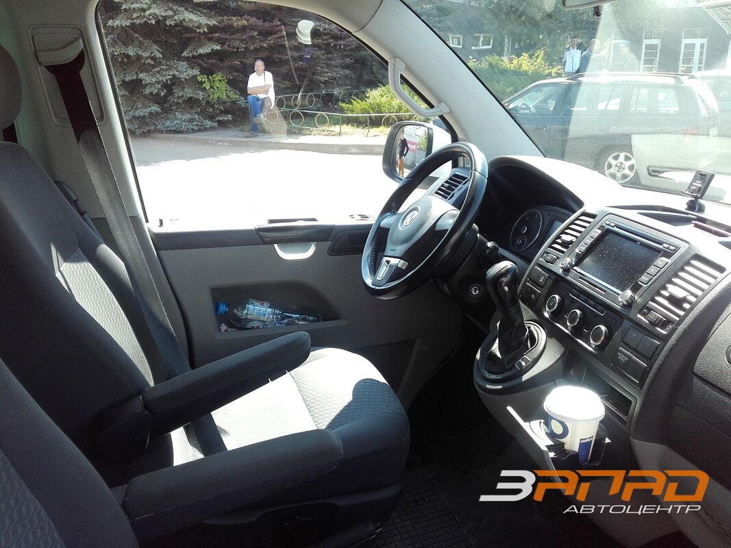 Прокат авто Volkswagen Caravelle 2009 - фото 4