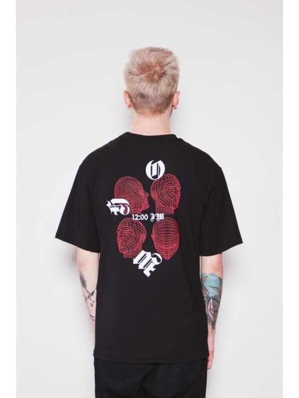 Кофта, рубашка, футболка мужская SoWhat Футболка «Black Soul» SKU0091000 - фото 2