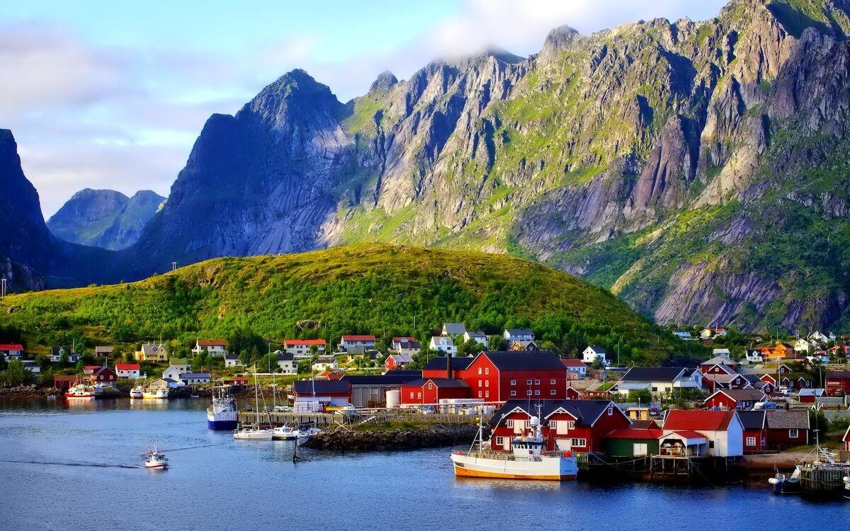 Туристическое агентство Боншанс SR - Экспресс-тур в Норвегию по отличной цене! - фото 2