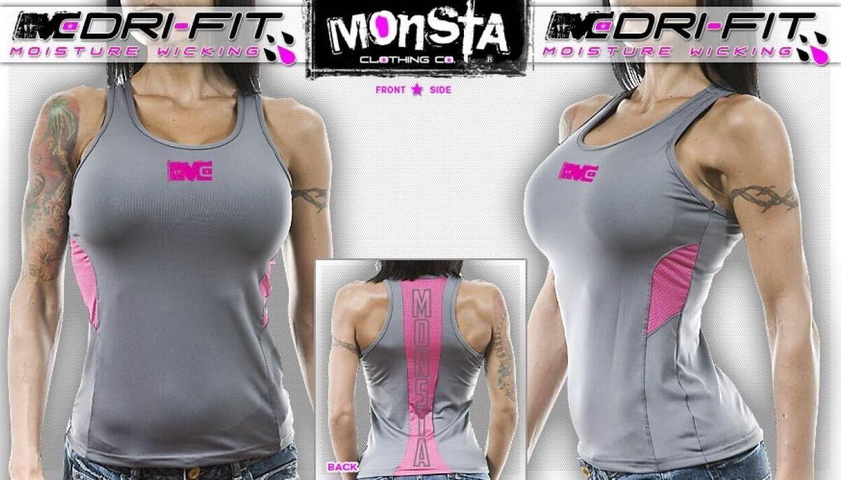 Спортивная одежда Monsta Майка Drifit M149 - фото 2