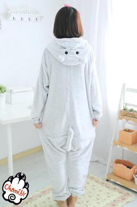 Подарок Taicang Soft Пижама кигуруми «Тоторо» - фото 3