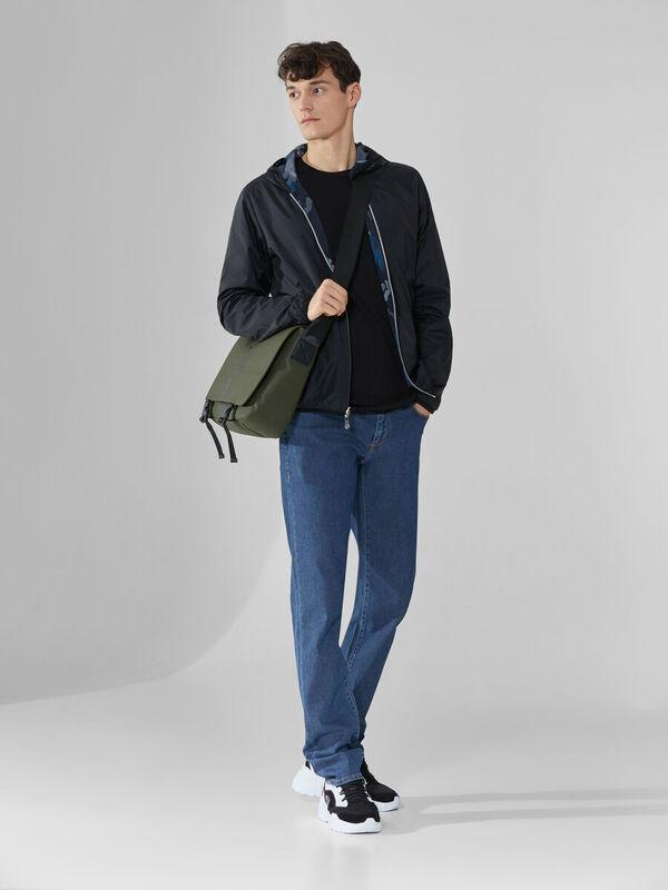 Кофта, рубашка, футболка мужская Trussardi Толстовка мужская 52T00352-1T003614 - фото 3