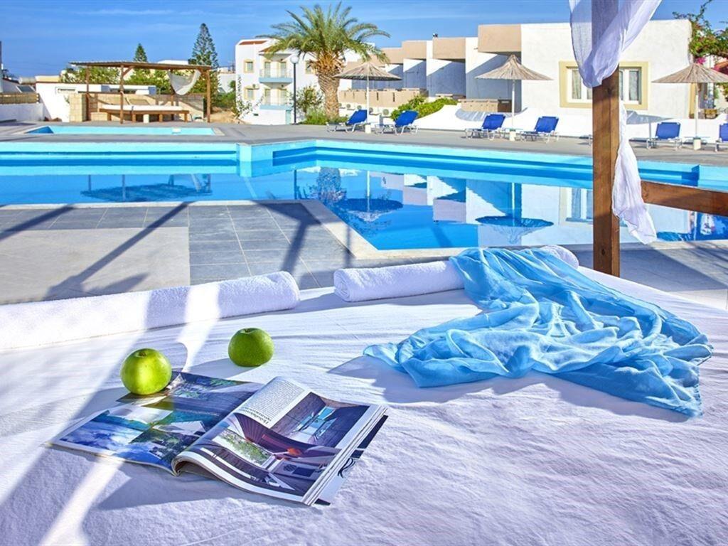 Туристическое агентство Отдых и Туризм Пляжный тур в Грецию (о. Крит), KLIO APART HOTEL 4* - фото 1