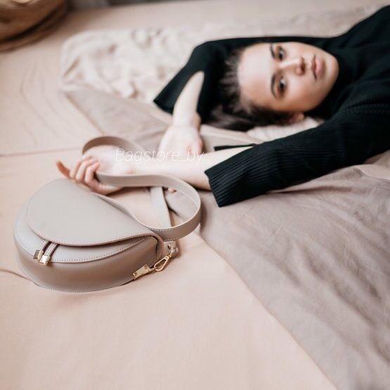 Магазин сумок Vezze Кожаная женская сумка C00473 - фото 1