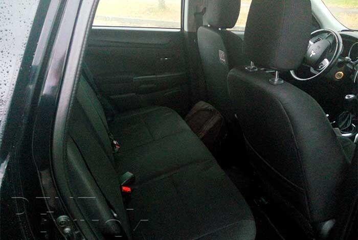 Прокат авто Mitsubishi ASX 2012 - фото 3