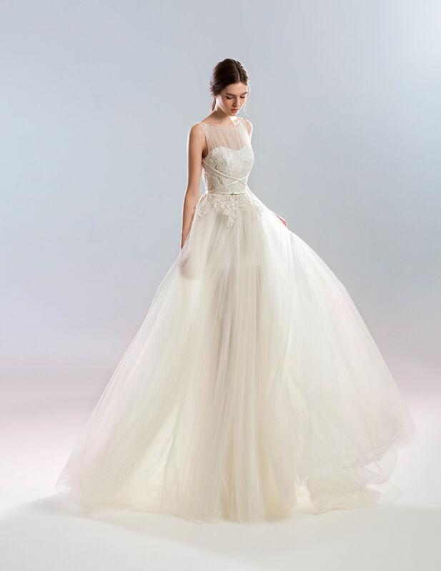 Свадебный салон Papilio Свадебное платье «Бриз» - фото 1