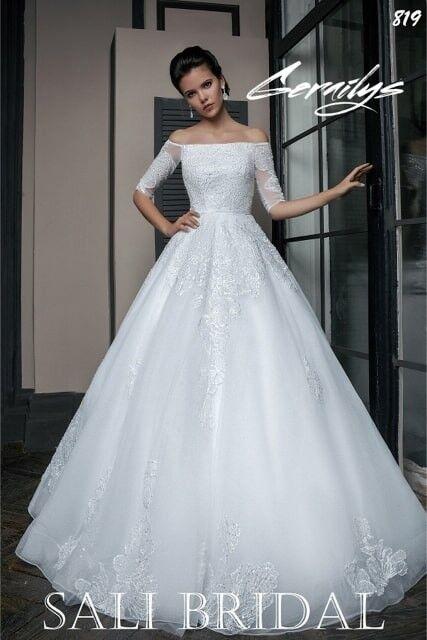Свадебный салон Sali Bridal Свадебное платье 819 - фото 1