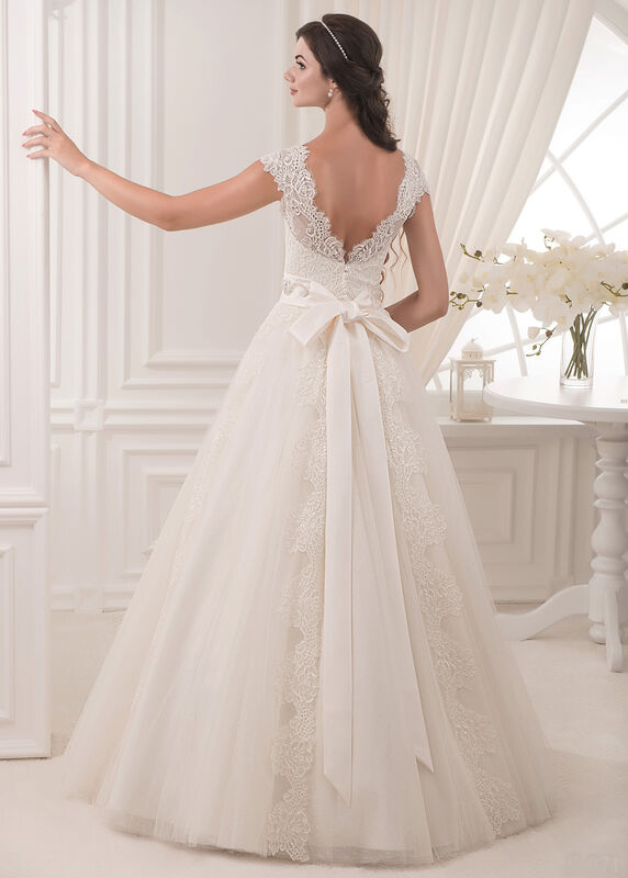 Свадебное платье напрокат White One (Pronovias) Платье свадебное «Selia» - фото 2