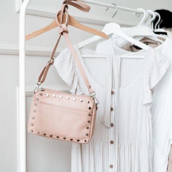 Магазин сумок Vezze Кожаная женская сумка C00509 - фото 3