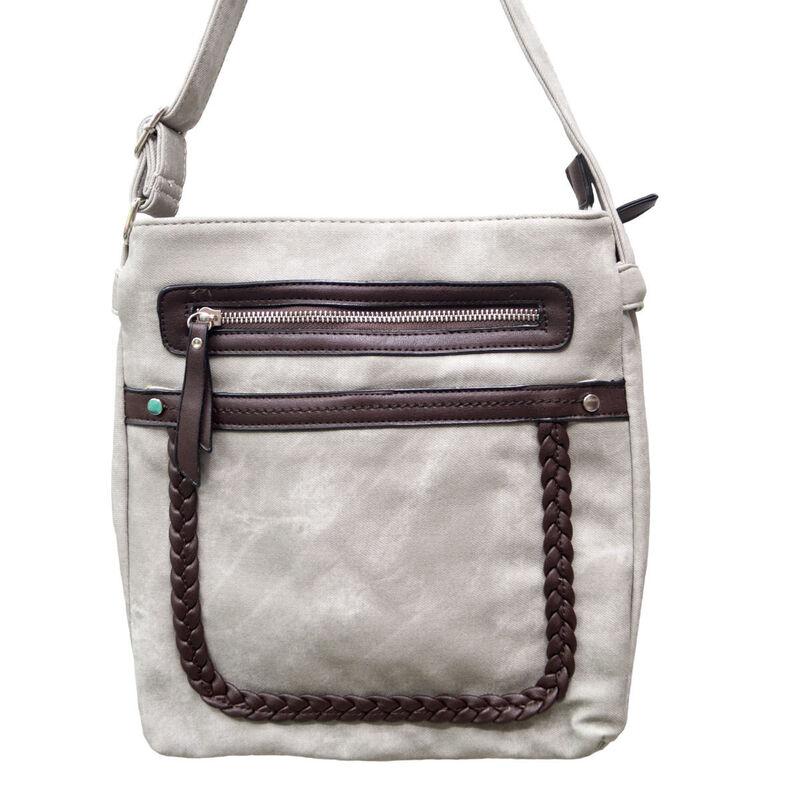 Магазин сумок Rozan Планшет женский коричневый 11125 - фото 2