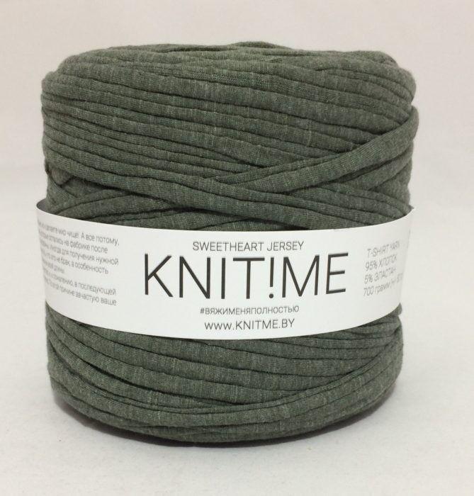 Товар для рукоделия Knit!Me Ленточная пряжа Sweetheart Jersey - SJ462 - фото 1