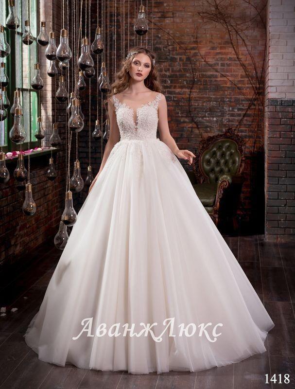 Свадебный салон Vanilla room Свадебное платье 1418 - фото 1