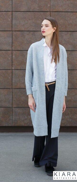 Верхняя одежда женская Kiara Пальто женское 6073 - фото 1