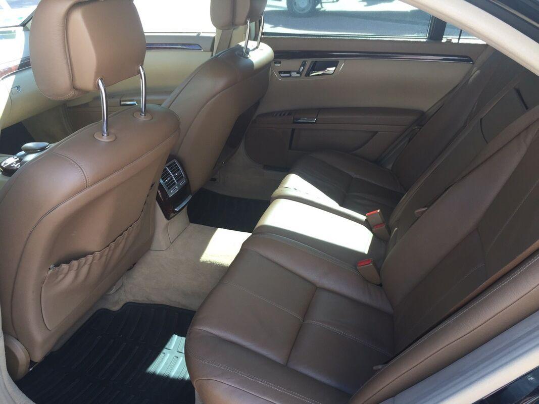 Аренда авто Mercedes-Benz S350 W221 Long - фото 5