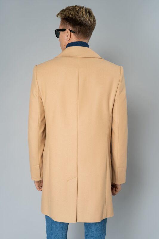 Верхняя одежда мужская Etelier Пальто мужское демисезонное 1М-8952-1 - фото 3