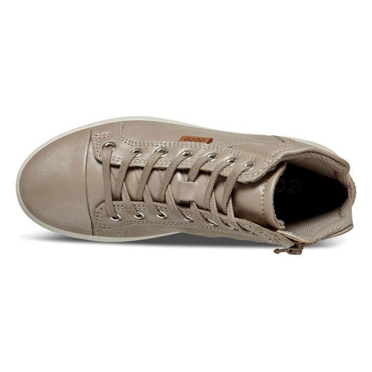 Обувь детская ECCO Кеды высокие S7 TEEN 780003/59146 - фото 4