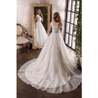 Свадебное платье напрокат Nora Naviano Платье свадебное Bonni - фото 4