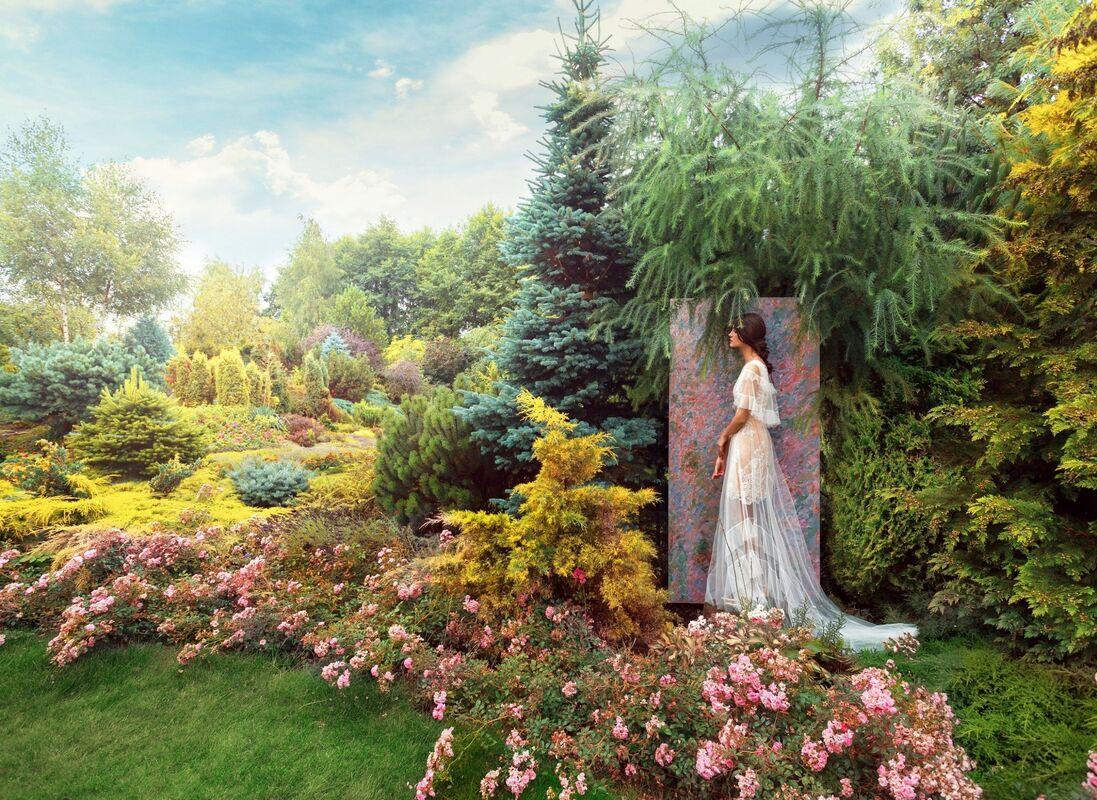 Свадебный салон Papilio Свадебное платье «Сезанн» модель 19-2003, 19/2003-1 - фото 5