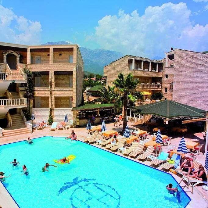 Туристическое агентство Jimmi Travel Пляжный тур в Турцию, Анталия, Havana Hotel 4* - фото 1