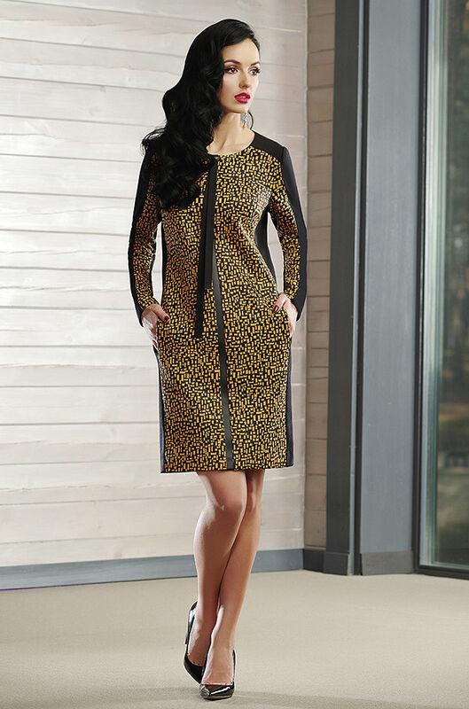 Платье женское Gold Style Платье женское 2028 - фото 2