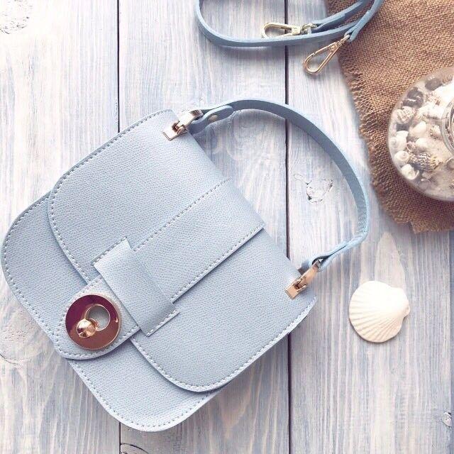 Магазин сумок Vezze Кожаная женская сумка С00138 - фото 1