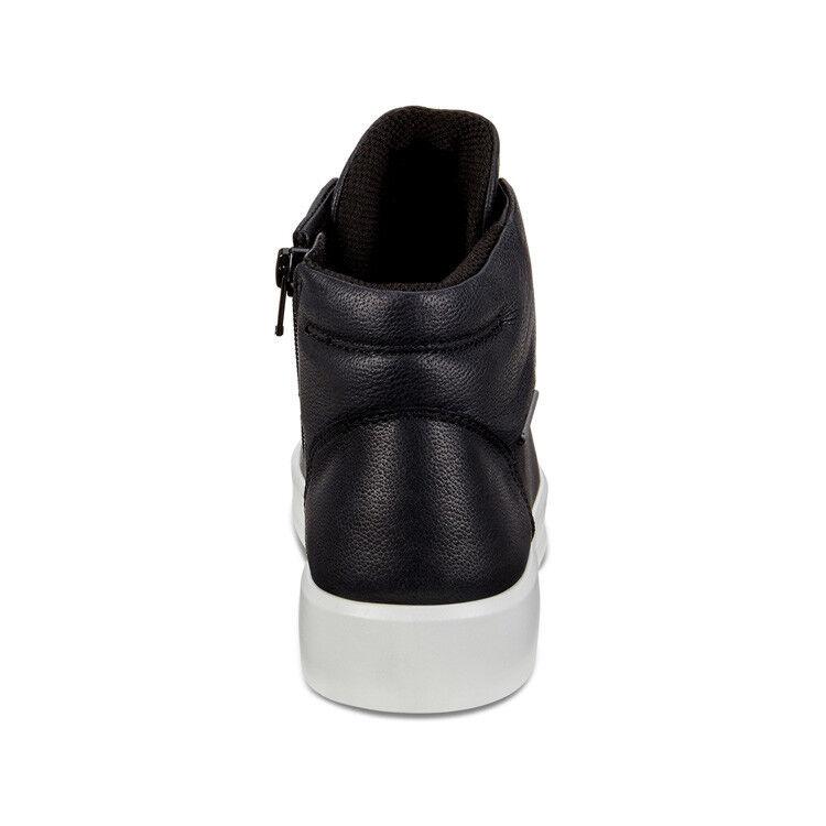 Обувь детская ECCO Кеды высокие S8 781103/01001 - фото 5