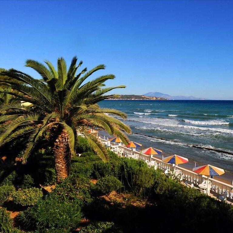 Туристическое агентство Трэвел Сок Пляжный авиатур в Грецию, Закинф, Argassi Beach Hotel 3* - фото 1