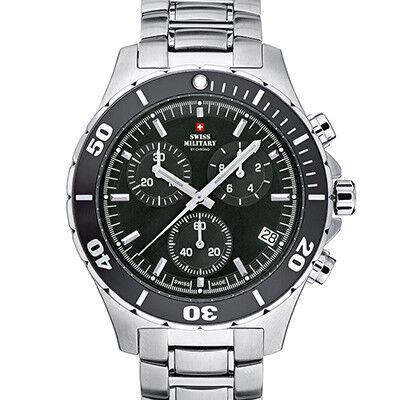Часы Swiss Military by Chrono Наручные часы SM34036.01 - фото 1