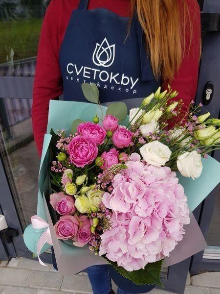 Магазин цветов Cvetok.by Букет «Вирджиния» - фото 1