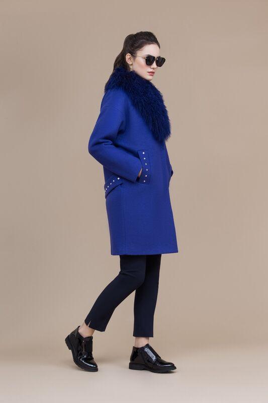 Верхняя одежда женская Elema Пальто женское зимнее 7-7866-1 - фото 1