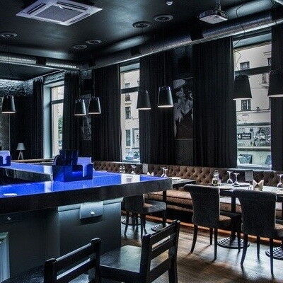 Ресторан и кафе на Новый год Wine & Whiskey Bar Mixx Верхний зал - фото 1