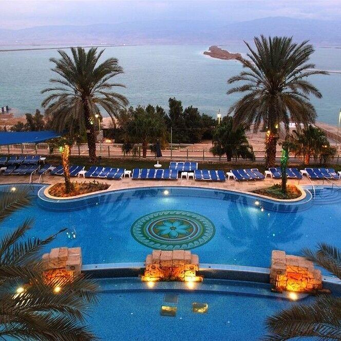 Туристическое агентство Новая Планета Пляжный авиатур в Израиль, Эйн Бокек, Leonardo Inn Hotel Dead Sea 3* - фото 1